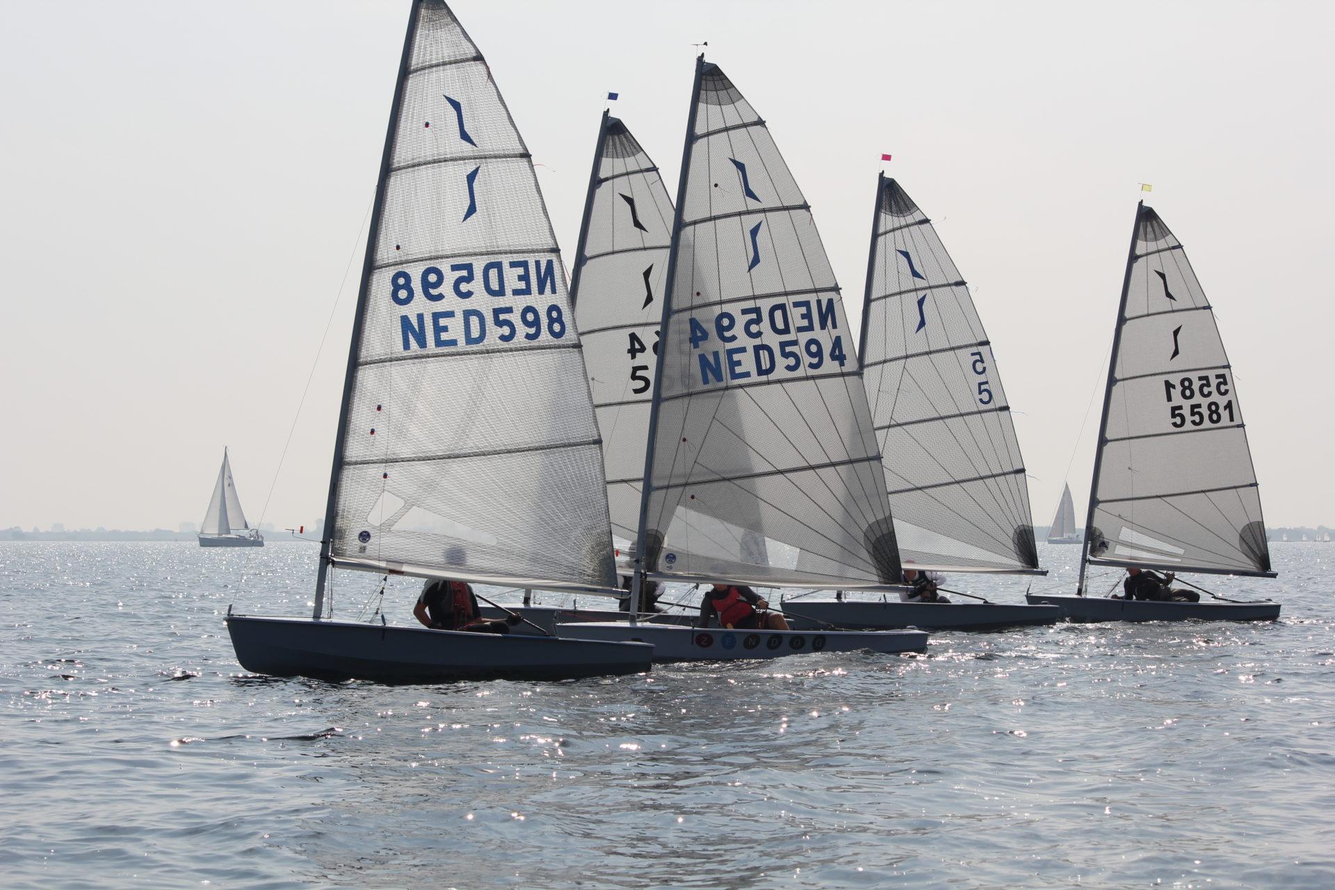 Nederlands Kampioenschap Sprint Soloklasse