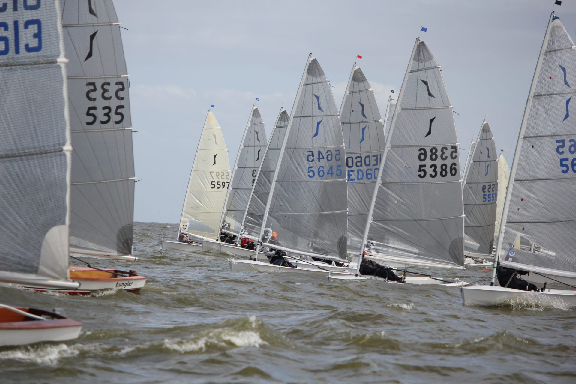 "Nationals in Engeland is een ""Must Go"" evenement"
